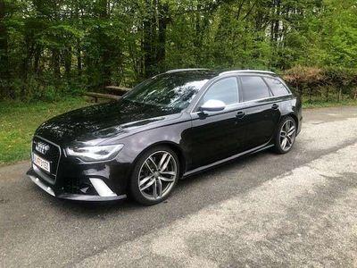 gebraucht Audi A6 RS6 Avant 4,0 TFSI quattro Aut. Kombi / Family Van