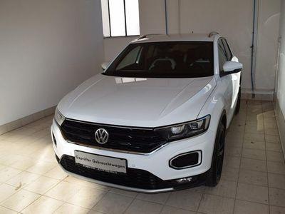 gebraucht VW T-Roc Sport TDI SCR 4MOTION DSG