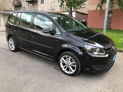 gebraucht VW Touran Trendline 1,2 TSI **neues ARBÖ Pickerl*1Besitz*