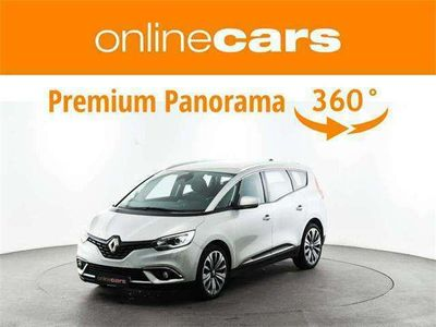 gebraucht Renault Grand Scénic Energy dCi DIGITAL-TACHO NAVI TEMP