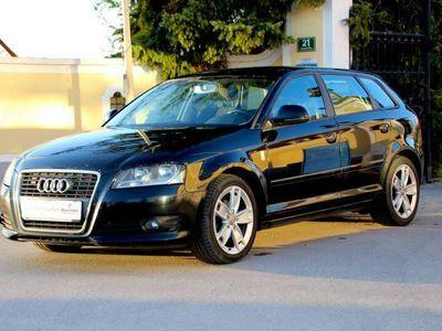 gebraucht Audi A3 Sportback Ambition 1,6 TDI DPF***1.Besitz***