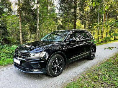 gebraucht VW Tiguan 1.4 TSI LED ACC ACT PDC NAVI RADAR Sound