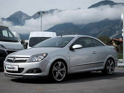 gebraucht Opel Astra Cabriolet TWIN TOP EDITION 1.6 TWINPORT