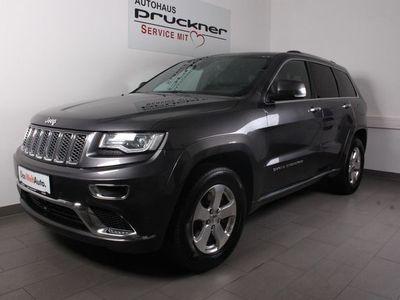 gebraucht Jeep Grand Cherokee 3,0 V6 CRD Summit