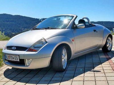 gebraucht Ford StreetKa Ka inkl. Hardtop Cabrio / Roadster