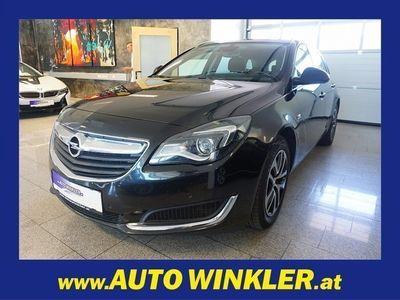 gebraucht Opel Insignia ST 1,6CDTI ecoflex Navi/PDC
