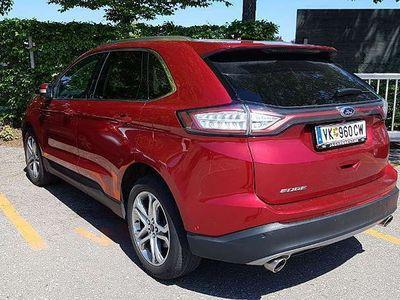 gebraucht Ford Edge 2,0 TDCi Titanium 4x4 Start/Stop Powershift A SUV / Geländewagen,