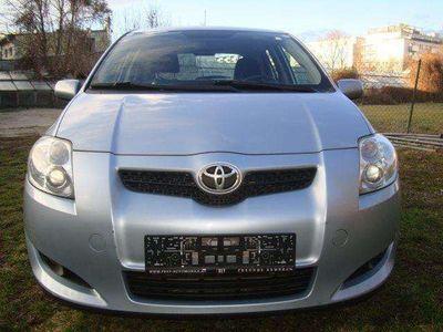 gebraucht Toyota Auris 1,4 VVT-i High Limousine