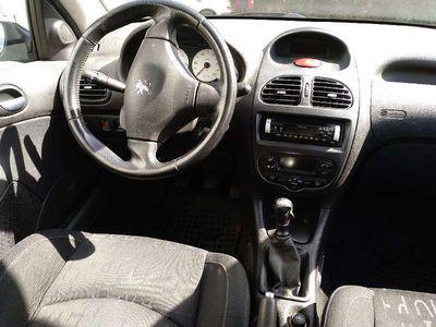 gebraucht Peugeot 206 SW SPPR HDI 2.0 90 Klein-/ Kompaktwagen