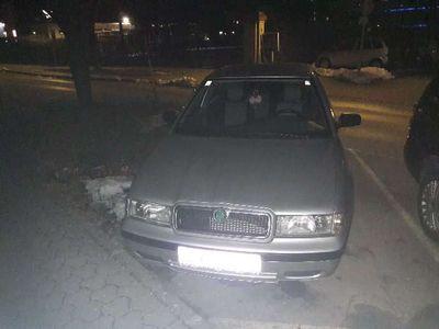 brugt Skoda Octavia Limousine,