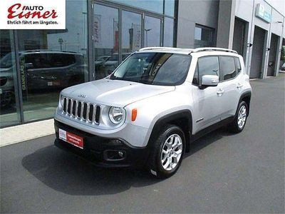 used Jeep Renegade 2,0 MultiJet II 140 Limited AWD SUV