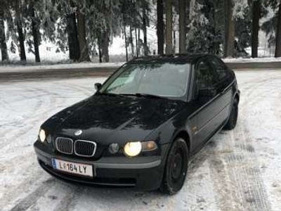 gebraucht BMW 325 3er-Reihe compact (E46) compact