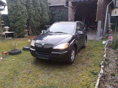 gebraucht Ssangyong Kyron 2.0Xdi SUV / Geländewagen