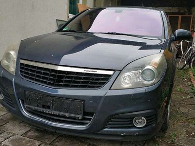 gebraucht Opel Signum 3.0 V6 Limousine,