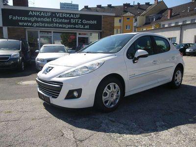 gebraucht Peugeot 207 Ö3-Edition 1,4 Limousine