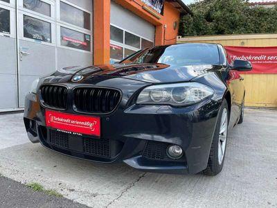 gebraucht BMW 535 d (F10) Aut.*M-PAKET*LEDER*NAVI*XENON*F1*KREDIT*