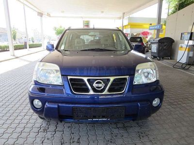 brugt Nissan X-Trail Luxury 2,2 16V Common Rail TD