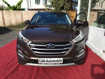 gebraucht Hyundai Tucson 1,7 CRDI Start-Stopp Premium