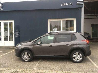 gebraucht Peugeot 2008 1,5 BlueHDi 100 Signature S&S SUV / Geländewagen,