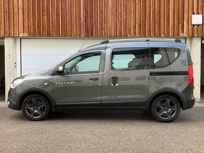 """gebraucht Dacia Dokker Stepway Sensation """"einmal alles"""" Kombi / Family Van"""