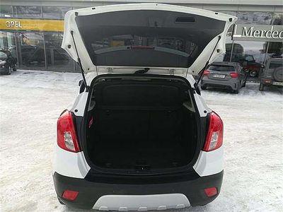 gebraucht Opel Mokka 1,4 Turbo Ecotec Cosmo Start/Stop System 4x4 SUV / Geländewagen,