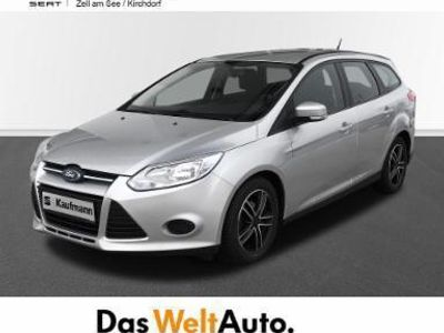 used Ford Focus Traveller Trend 1,6 TDCi DPF