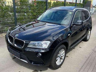 gebraucht BMW X3 xDrive20d Aut. SUV / Geländewagen