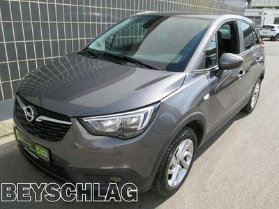 gebraucht Opel Crossland X 1,2 Turbo Direct Injection Edition St.