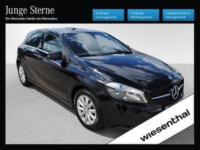 used Mercedes A160