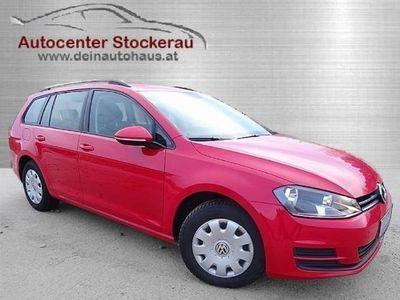 gebraucht VW Golf Variant Trendline BMT 1,6 TDI 4Motion // NUR 74.000 KM //
