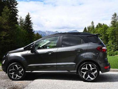 gebraucht Ford Ecosport 1,5 TDCi ST-Line