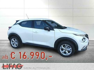 gebraucht Nissan Juke DIG-T 117 Acenta *ab € 16.990-*