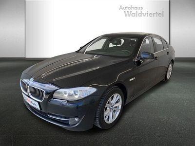 gebraucht BMW 525 d Österreich-Paket