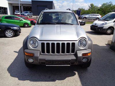 gebraucht Jeep Cherokee 2,5 Sport CRD TD