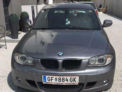 gebraucht BMW 123 1er-Reihe d M Paket Klein-/ Kompaktwagen