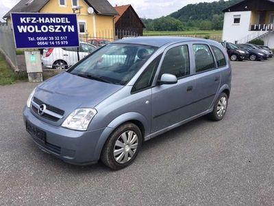 gebraucht Opel Meriva 1,7 Enjoy DTI KLIMA
