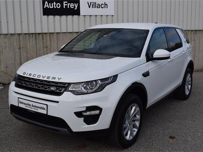 brugt Land Rover Discovery Sport 2,0 TD4 4WD Pu