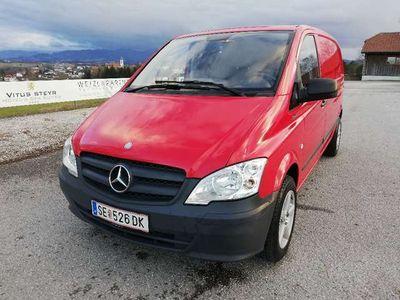 gebraucht Mercedes Vito 113 CDI BlueEfficiency kompakt