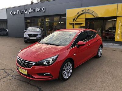 gebraucht Opel Astra 4 Turbo Ecotec Direct Injection Innovation Aut.
