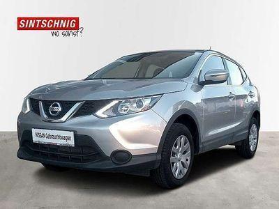 gebraucht Nissan Qashqai 1,2 DIG-T Visia SUV / Geländewagen