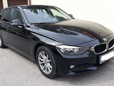 gebraucht BMW 316 3er-Reihe - d Kombi / Family Van