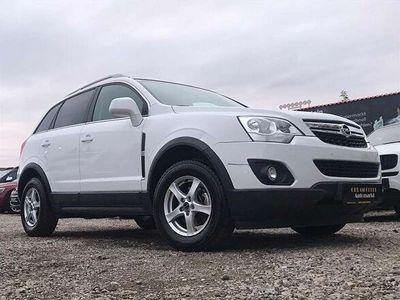 gebraucht Opel Antara 2,2 CDTI 4x4 Style Aut. *1-Besitz*Teilleder*Navi*