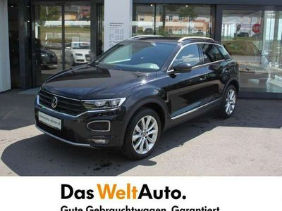 gebraucht VW T-Roc Sport TDI DSG