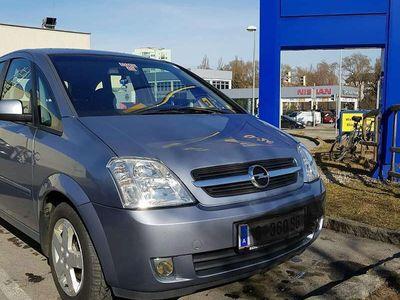 gebraucht Opel Meriva 1.6 Benzin Klein-/ Kompaktwagen