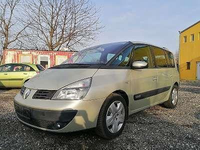 gebraucht Renault Espace Authentique 2,2 dCi Kombi / Family Van