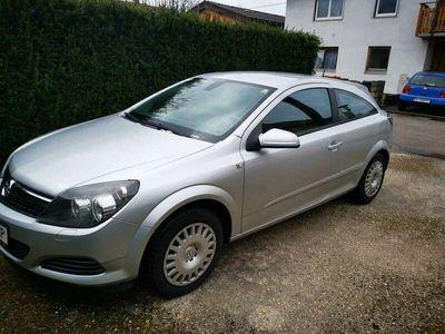 gebraucht Opel Astra GTC Astra 1,6Edition