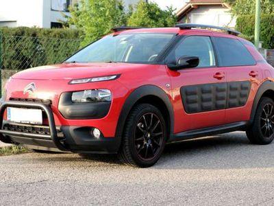 gebraucht Citroën C4 Cactus PT110 SST (Limitierte Adventure Edition) Limousine,