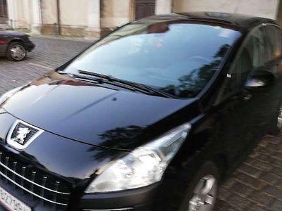 gebraucht Peugeot 3008 1.6 FAP HDI SUV / Geländewagen