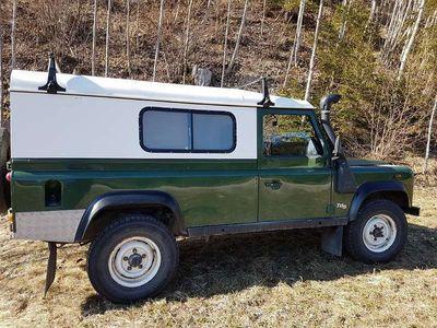 gebraucht Land Rover Defender 110 TD5 HT SUV / Geländewagen