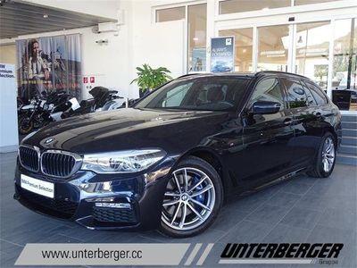 gebraucht BMW 530 d xDrive Touring / M-Sportpaket / HIFI